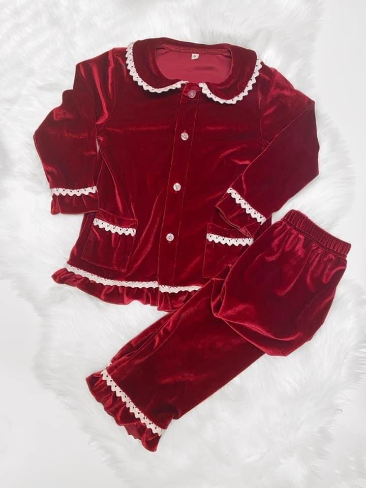 Luxe Christmas Pyjamas