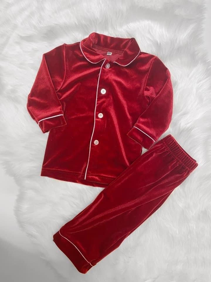Luxe Christmas Pyjamas Unisex