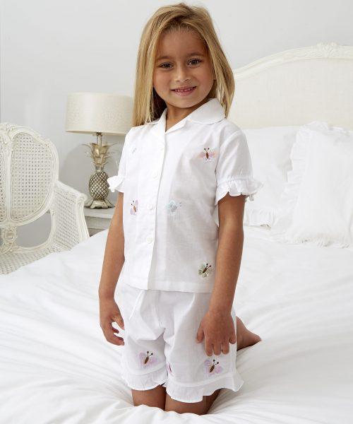 Butterfly Pyjamas Short Set ML005N0S (1)
